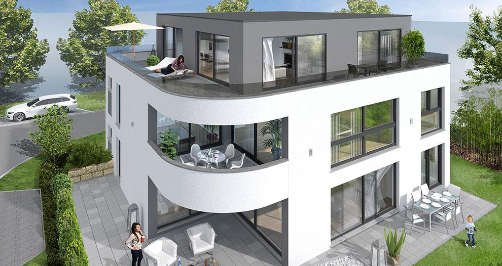 Bauträger Bodensee Immobilien
